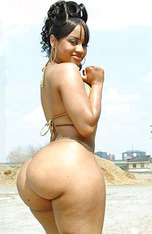 African Round Ass Pics